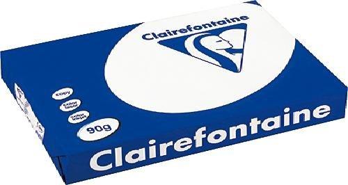 Clairefontaine Kopierpapier Clairalfa/2895C DIN A3 weiß 90 g/qm Inh.500
