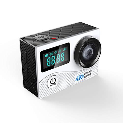 RJDJ 4K sportcamera Action 16 MP geïntegreerde WiFi USB-oplader waterdichte 900 mAh lithium batterij 2 inch display geschikt voor buiten