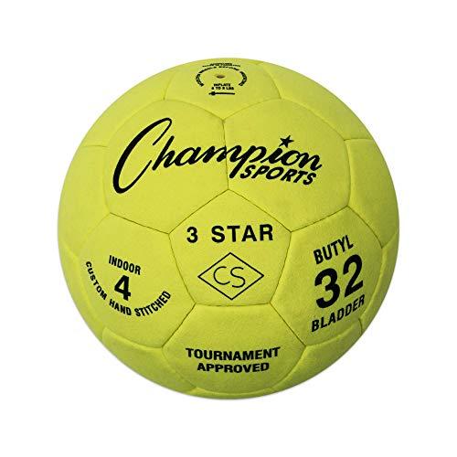 Champion Sports 3 Star - Balón de fútbol