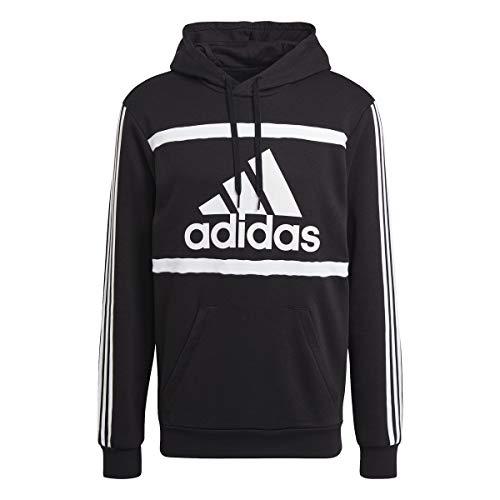 adidas Herren Hoody M CB HD, Black, GK9011, Gr. XXL