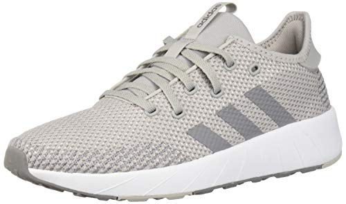 adidas Women's Questar X BYD, Grey/Grey/White, 8.5 M US