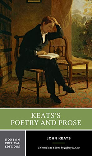 Keats, J: Keats's Poetry and Prose (Norton Critical Editions)