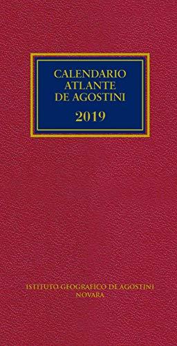 Calendario atlante De Agostini 2019. Con applicazione online