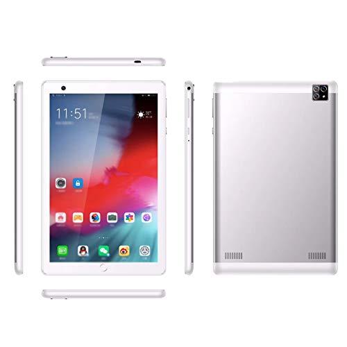 Zzmop 8 inch Tablet,Android 9.0 Pie,Slate HD IPS Display,Octa-Core Processor,8MP+16MP,8800mAh,Wi-Fi,GPS,FM,OTG,Double Speaker Sound Cavity.
