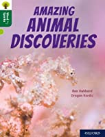 Oxford Reading Tree Word Sparks: Level 12: Amazing Animal Discoveries