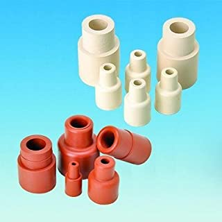 ACE GLASS 9096-57 Rubber Septa for 24/40 Joint, White (Pack of 12)