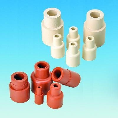 Elegant ACE GLASS 9096-32 Rubber Septa for 8 OD mm Pack Red Import 12 of Tube
