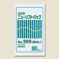 ニューソフトパック 0.009mm・紐なし No.909 200枚入