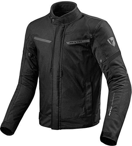 Revit Lucid Textiljacke XL Schwarz