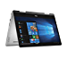"""Dell 2019 Inspiron 5000 5482 2-in-1 Laptop, 14"""" FHD IPS Touchscreen Display, i7-8565U, 8GB 2666MHz DDR4, 256 GB PCIe SSD, Webcam, Silver, Alexa Built-In (Renewed)"""