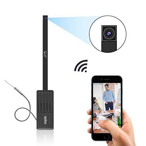 AOBO Spy Camera Wireless Hidden Nanny Cam Mini WiFi Security Camera of Home/Office/Apartment/Car...