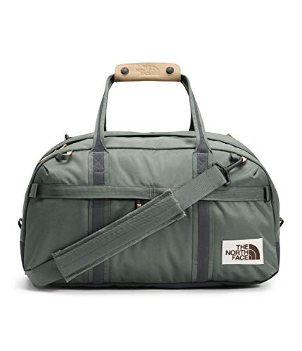 The North Face Berkeley Duffel—S, Agave Green/Vanadis Grey/Kelp Tan, OS