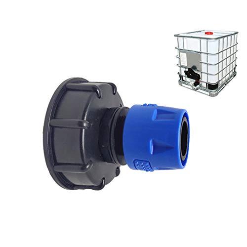 Tanque de almacenamiento de agua IBC tanque de grifo adaptador S60X6 rosca conector Los especialistas de riego