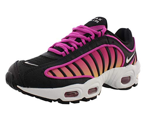 Nike Air Max Tailwind Iv Womens Shoes Size 7, Color: Black/White/Fire Pink