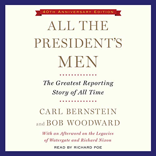 Couverture de All the President's Men