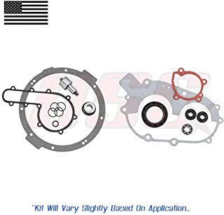 Water Pump Rebuild Gasket Kit For Arctic Cat Mud Pro 650 H1 4x4 CAN-AM 2010-2011