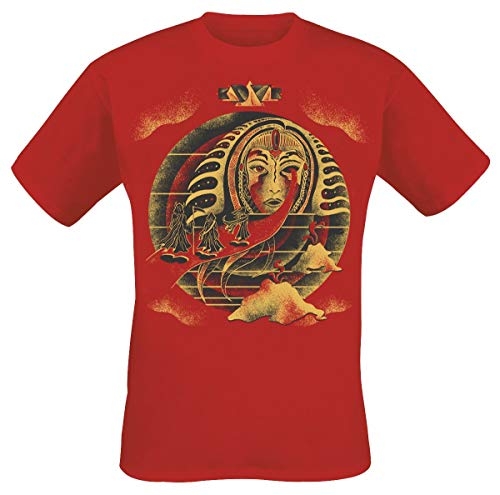 Kadavar - 3 Henchmen Rot T-Shirt (M)