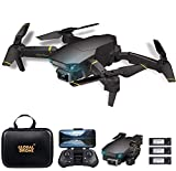 Goolsky Drone GD89 Pro RC con Cámara 4K Modo Flujo óptico Cámara Dual Automático...