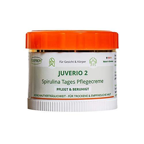 Spirulina Pflegecreme 2%-für unreine und trockene Haut, Neurodermitis, Schuppenflechte, Rötungen, Entzündungen, Juckreiz - 50 ml
