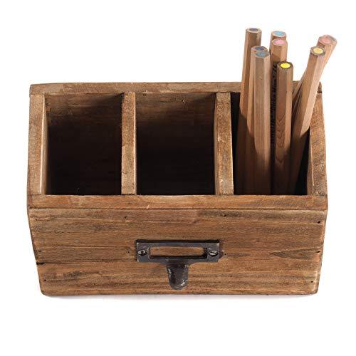 DESIGN DELIGHTS Holz STIFTEHALTER Box 18