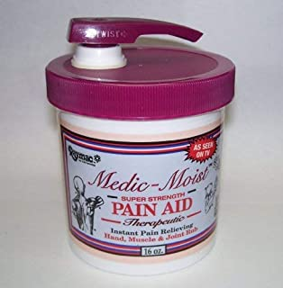 16 Oz. Raymac Medic-moist Super Strength Pain Aid * Therapeutic * by Beststores