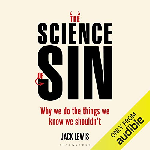 The Science of Sin audiobook cover art