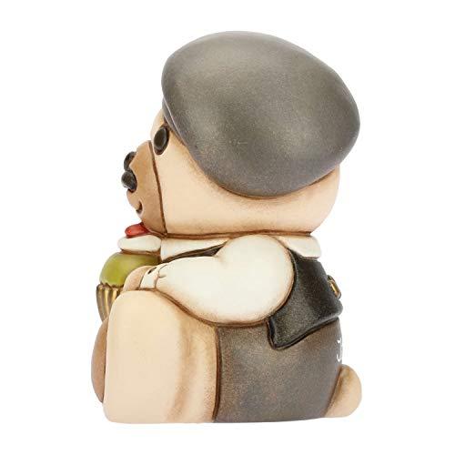 THUN ® - Teddy Palermo - Ceramica - h 9,1 cm - Linea I Classici