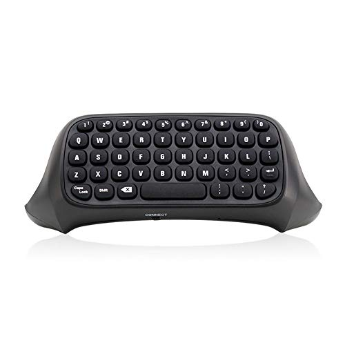 ShiningXX - Mini teclado inalámbrico Bluetooth para chatpad Meaasge