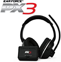 Turtle Beach - Ear Force PX3 - Programmable Wireless Gaming Headset - PS3, Xbox 360