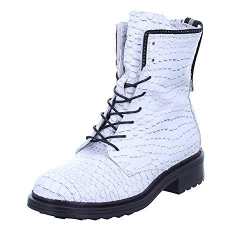 Mjus  Stiefelette - weiß  Bianco, Farbe:weiß, Größe:38