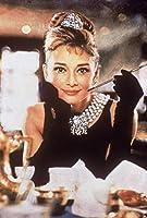 5D Diyのダイヤモンド絵画「オードリー・ヘップバーン」フルスクエア/ラウンドダイヤモンド刺繍絵のラインストーンダイヤモンドモザイク絵画,40x55cm