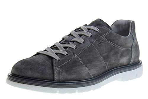 Nero Giardini Scarpe Uomo Sneakers Basse P900900U/214 Taglia 41 Grigio