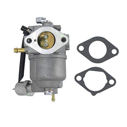 AM128355 Neuer Vergaser mit Dichtung 15003-2653 für John Deere LX277 LX279 LX289 LX173 LX176 LX178 LX186 LX188 2317 9330 17HP Rasentraktor Kawasaki FD501V AS05 FD501V-BS00 FD501V-BS02 Motor.