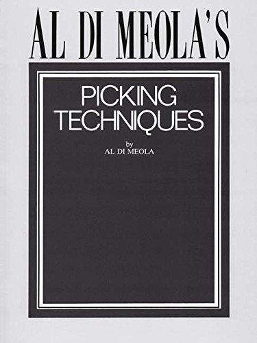 Al Di Meola'S Picking Techniques Gtr