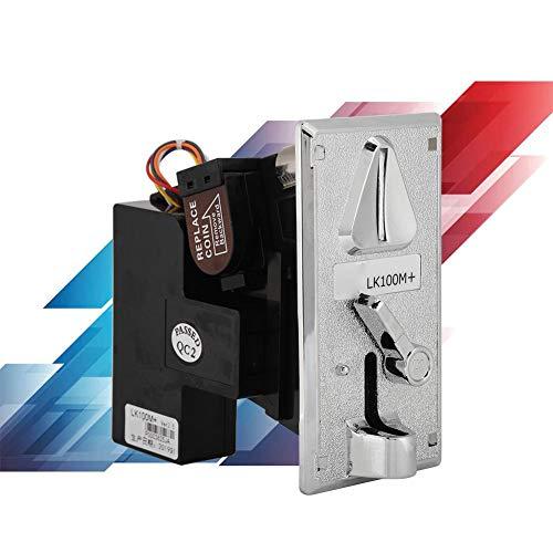 Hakeeta munttester-keuzeschakelaar accepteren voor speelautomaten, met legeringsbord, anti-elektromagneet, verkoopautomaten, munttelefoon, muntenwasdroger