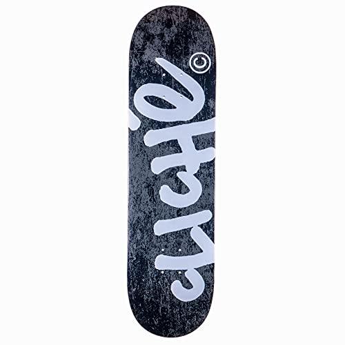 Cliché Skateboard Deck Handwritten RHM 8.25