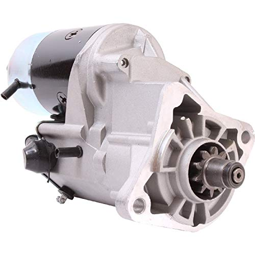 New Total Power Parts SND0706 STARTER 2.7 Liter 2.7L TELEDYNE CONTINENTAL Engine 1985-On 128000-1780/128000-1780, 128000-1781, 128000-1782 17385/128000-1780 128000-1781 128000-1782 TMD-27M00517