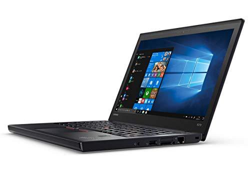 Lenovo ThinkPad X270 12,5 Zoll 1920x1080 Full HD Intel Core i5 256GB SSD Festplatte 8GB Speicher Windows 10 Pro Webcam Business Notebook Laptop (Generalüberholt)