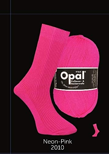 Opal Sockengarn - Neon 2010 neon pink