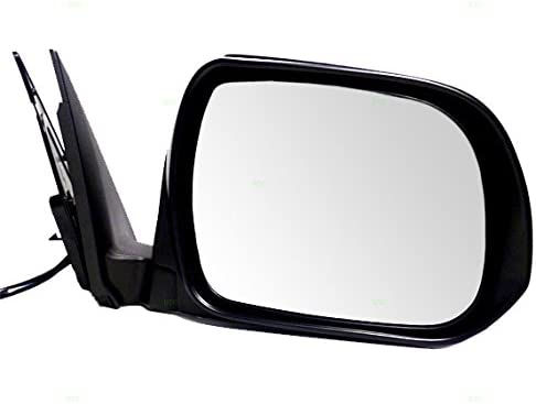 Brock Replacement Passengers Power Side 当店限定販売 View Mirror Puddl 商品 Heated