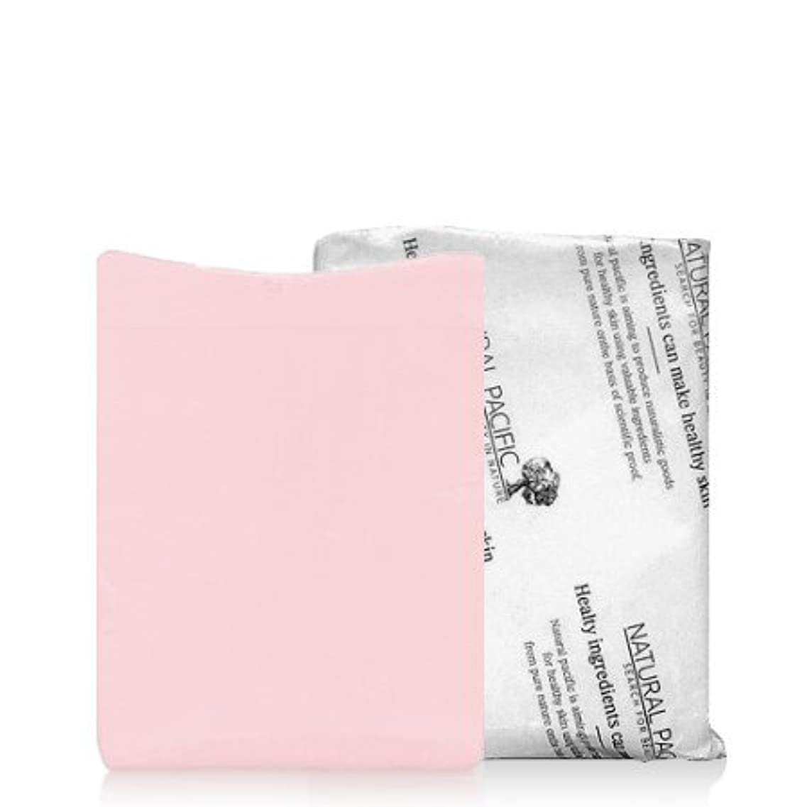 打ち上げる神話群衆NATURAL PACIFIC Pink Calming Soap/ナチュラルパシフィック ピンク カーミング ソープ (1個) [並行輸入品]