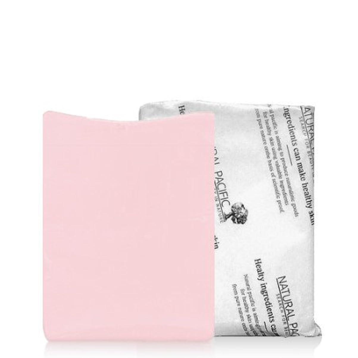 俳優嫌がる広告NATURAL PACIFIC Pink Calming Soap/ナチュラルパシフィック ピンク カーミング ソープ (1個) [並行輸入品]