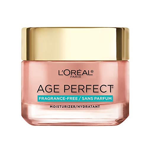 Skincare Age Perfect Rosy Tone Fragrance Free Face Moisturizer to Renew and Revive Healthy Tone on Dull Skin for Visibly...