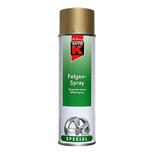 Kwasny 633 038 Auto-K Special Felgen-Spray Gold 500ml