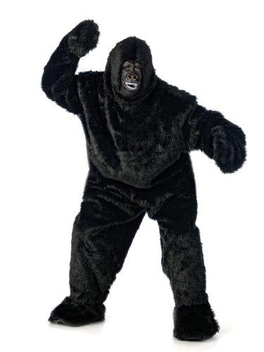 Limit Noir Gorille Costume (Taille M)