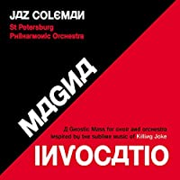 Magna Invocatio - A Gnostic Mass for Choir and Orchestra Inspired by the Sublime Music of Killing Joke (Black & Red LP Package)[2LP] [12 inch Analog]