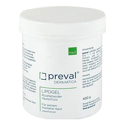 Preval Lipogel, 400 g