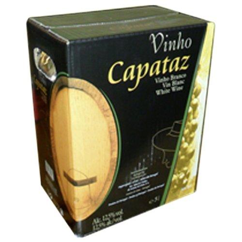 Weißwein Capataz 5 Ltr. Bag in Box