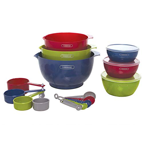 Farberware Professional 18 Piece Assorted Mix and Measure Set