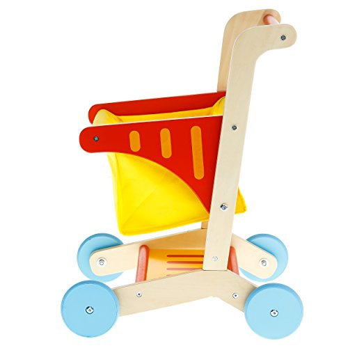 Tooky Toy Wooden Multi-Function Walker Juguete TKC568 Color multui Tooky Toys